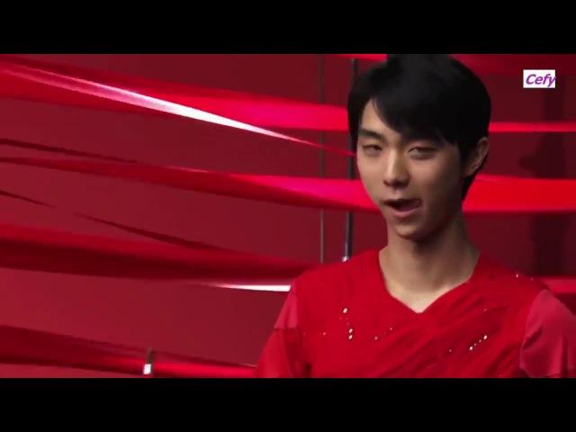 (sub Eng/Esp) 1 Yuzuru Hanyu just... being Yuzuru (compilation)1/3