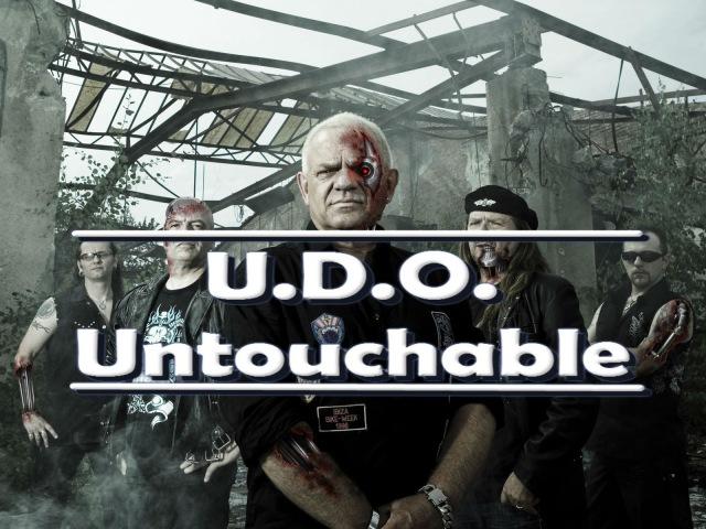 U D O Untouchable Lyrics Sub Español Ingles ESP ING Subtitulado Subs