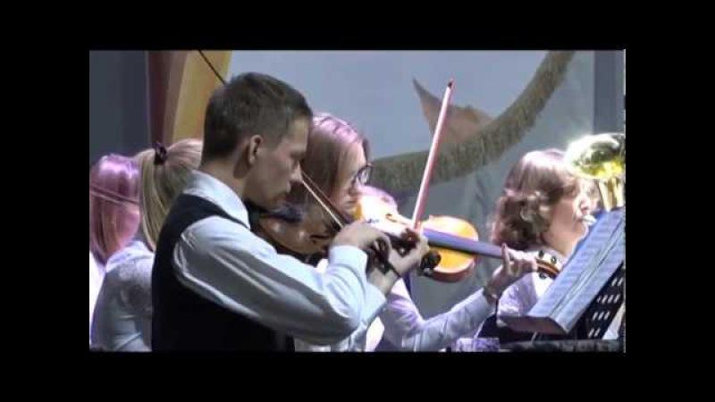 В Вятских Полянах состоялся IV межрегиональный фестиваль духовых и эстрадных ор ...