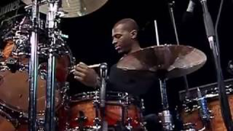 Nat Townsley Drum Solo 2003