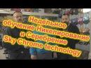Sky Chrome technology Теперь и в Хабаровске Отчет об обучении