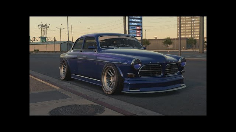NFS Payback Bagged Stance LV399 Volvo Amazon P130 Showcase Hidden Location Build Gameplay
