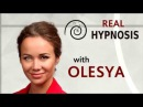 ★ Russian Female Hypnotist Olesya   Posthypnotic suggestion   Hypnosis Demonstration