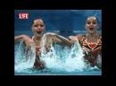 Синхронное плавание комментирует Рамазан Рабаданов, 2008 год