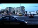 В очікуванні 5 гривень в Ужгороді аварійна маршрутка №12 заглохла посеред дор