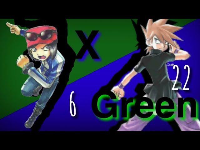 PokeSpe GreenX i'm not alone (622 de Noviembre)