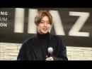 20171210 KIM HYUN JOONG 김현중 대구 아양센터 팬사인회 말 말 말