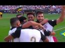 Golaço de bicicleta de Giovanni Augusto do Corinthians vs RB Brasil