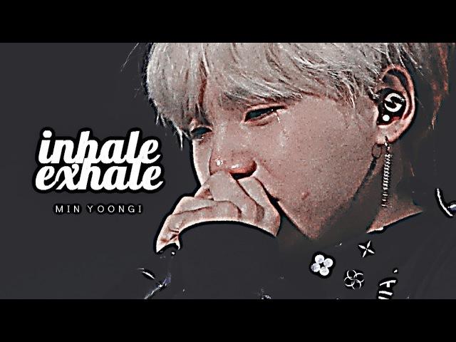 Inha exhale ○ myg
