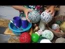 Esferas de cimento muito fácil de fazer