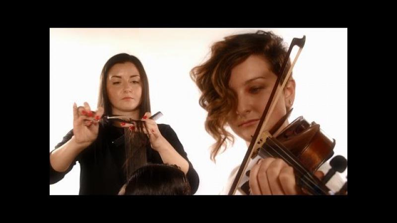 Виртуозная Стрижка под Скрипку! Оркестр Харди