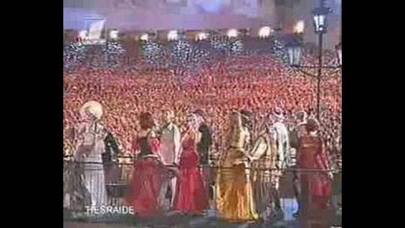 Lilioma Dziesma Latviešu Dziesmu Svētki 2001 смотреть онлайн без регистрации