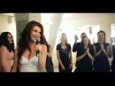 Поет на свадьбе невеста! Поет жениху, песня мужу!MFYRND