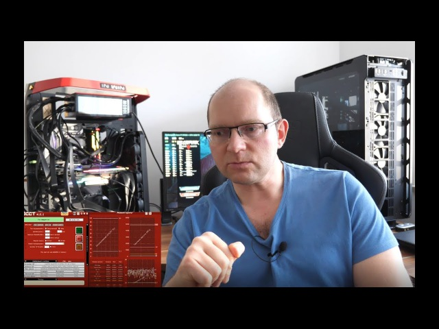 5.2 GHz Core i7 8700K без скальпирования