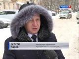Кострома четвертые сутки пытается справиться с наваливающимся на город снегом