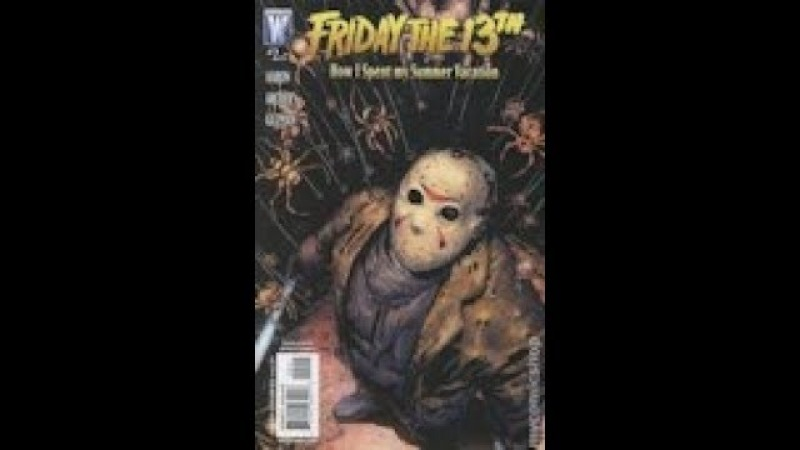 Friday the 13th: How I Spent My Summer Vacation 1-2 - Longbox of the Damned