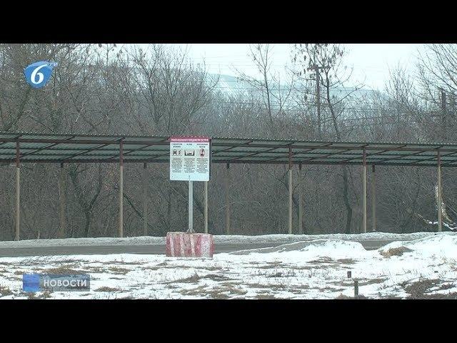 Модернизация контрольно-пропускного пункта въезда-выезда «Майорск»