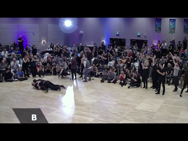 Champions Strictly Swing - Ben Morris Tatianna Mollmann