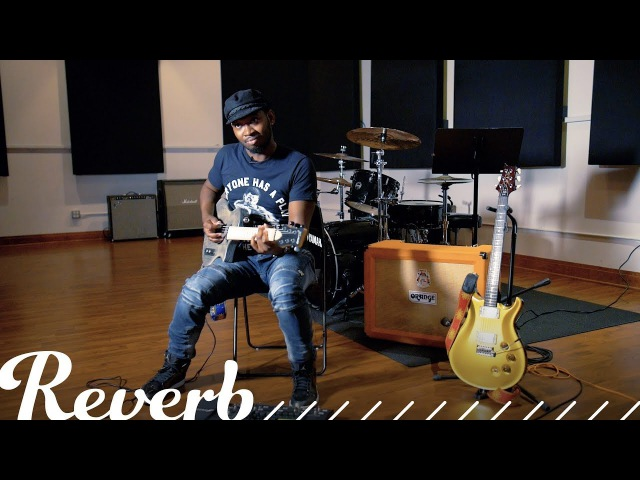 Isaiah Sharkey on the Gospel Vamp and Spanky Alford Riffs | Reverb Tips and Tricks