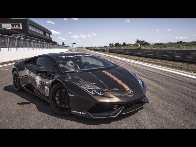 "Lamborghini Huracan Twin Turbo GTT-X ""HIGHLIGHTS 2017"""
