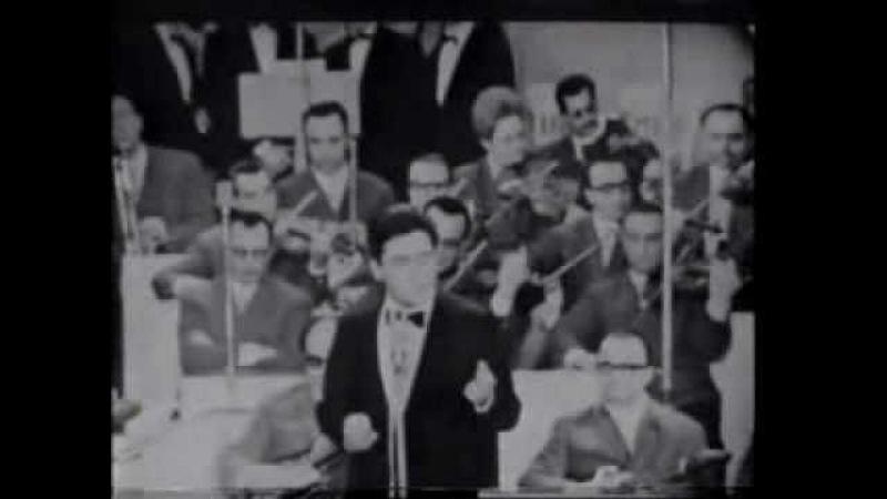Pino Donaggio Motivo D'Amore (Live Sanremo, 1964)