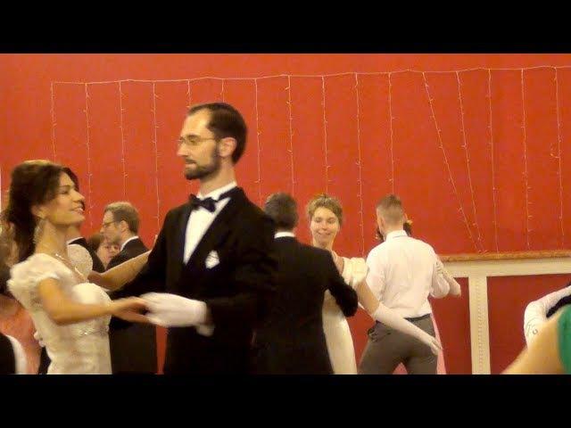 Вальс Людовика 15. Покровский бал студии РПУ www.rpu-dance.ru