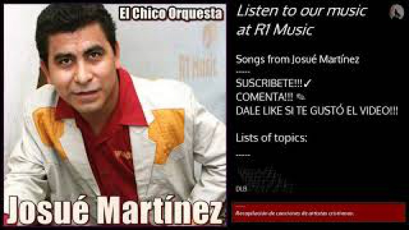 Josue Martinez - El Chico Orquesta