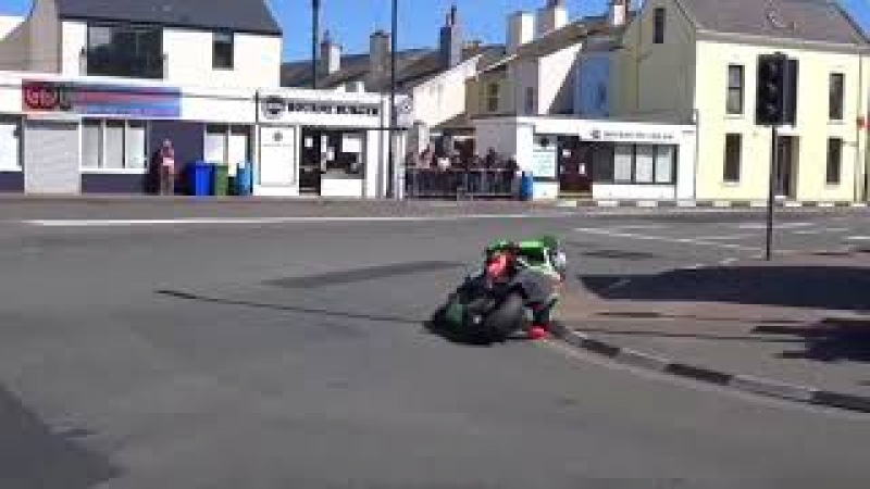 Greatest race on Earth isle of Man TT