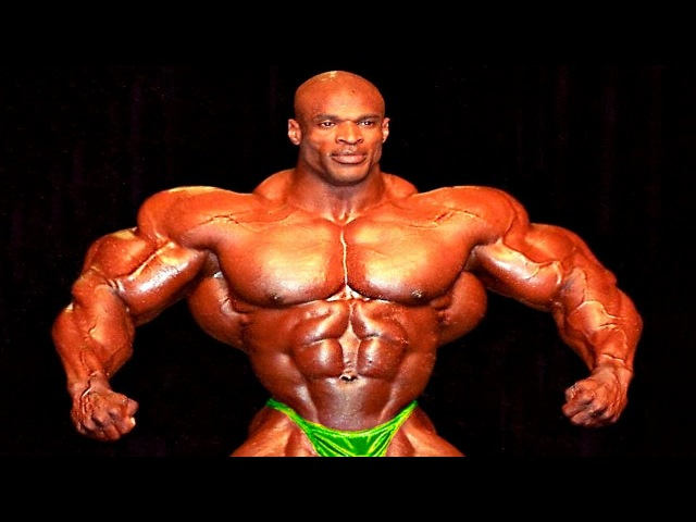 THE KING KONG - Ronnie Coleman - Bodybuilding Motivation (2018)
