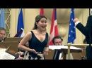 Dilyara Idrisova sings Meyerbeer's 'O beau pays'