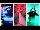 Кунг фу Панда все злодеи /Kung Fu Panda best fight scene