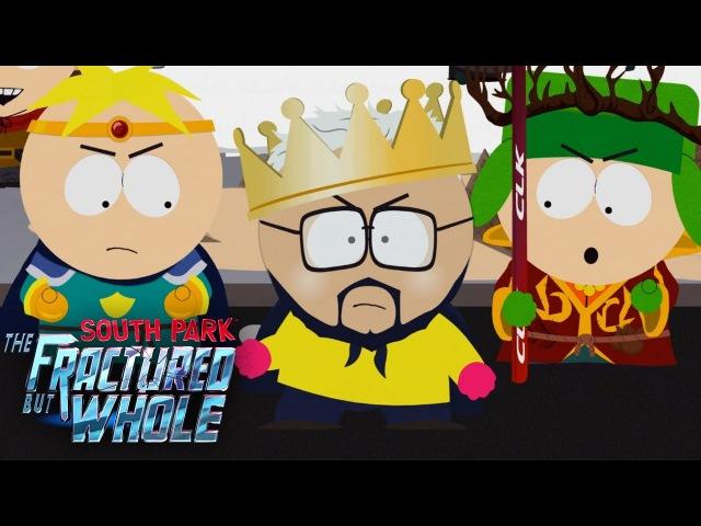 НОВЫЙ ГЕРОЙ ► South Park: The Fractured But Whole 1
