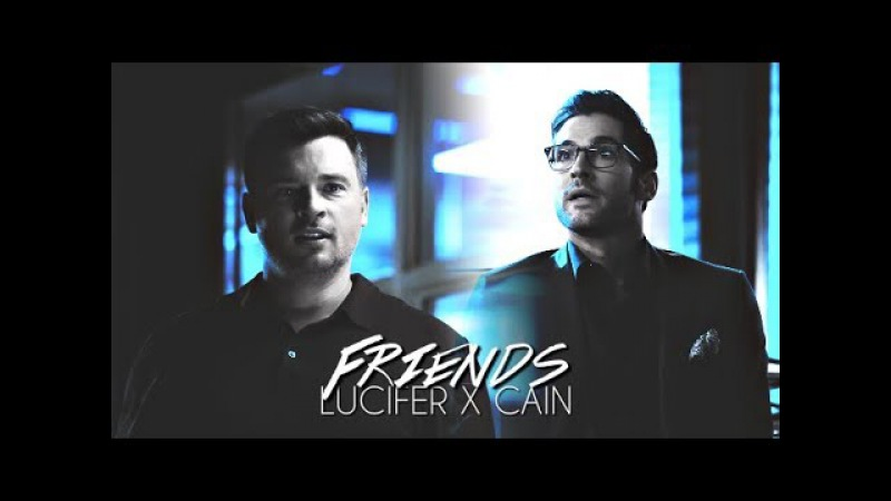 »Friends« || Lucifer x Cain