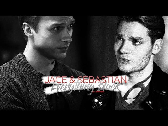 Jace Sebastian ➰ Everything Black [HBD Nathalie]