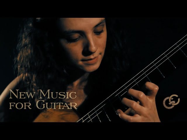 Julian Anderson Catalan Peasant With Guitar played by Laura Snowden