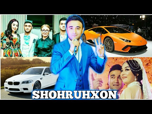 Shohruhxon - Biografiyasi, Oilasi, Mashinalari, Qancha topishi, Filmlari va Yangi konserti