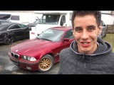 ДАРЮ BMW ПОДПИСЧИКУ