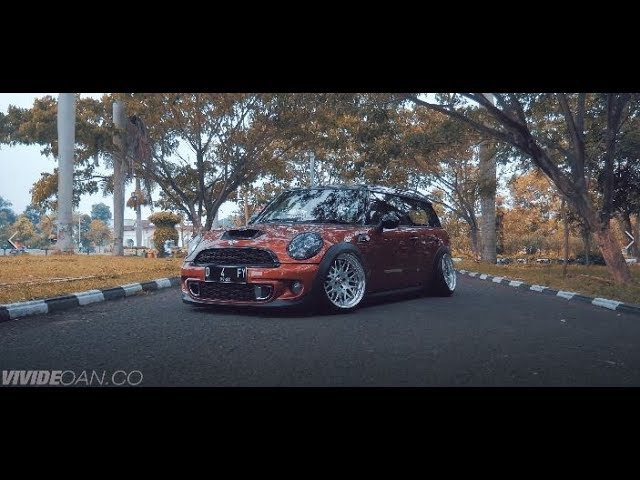 STANCE MINI COOPERS in BANDUNG INDONESIA STANCENATION STANCE
