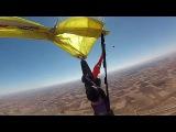 Jump 153 - Camera B, Crazy Cats Skydive Madrid - Calogero Grifasi Skydiving