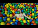 Indoor Playground Family Fun Play Area Learn Colors with Balls Funny Kids Nursery Rhymes Baby Songs