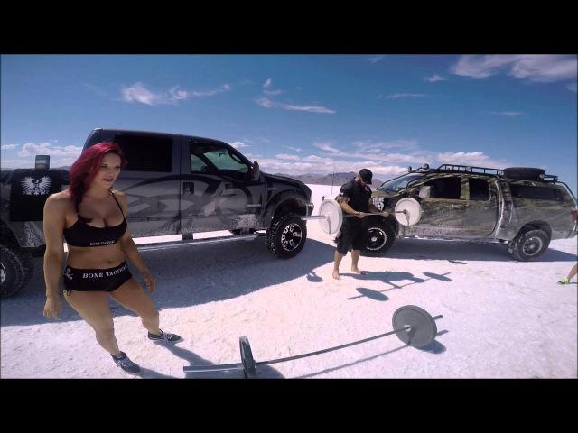 Bonneville Salt Flats Bone Tactical Chaos Pain Photo Shoot 2015