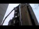 Промышленный демонтаж зданий и сооружений.