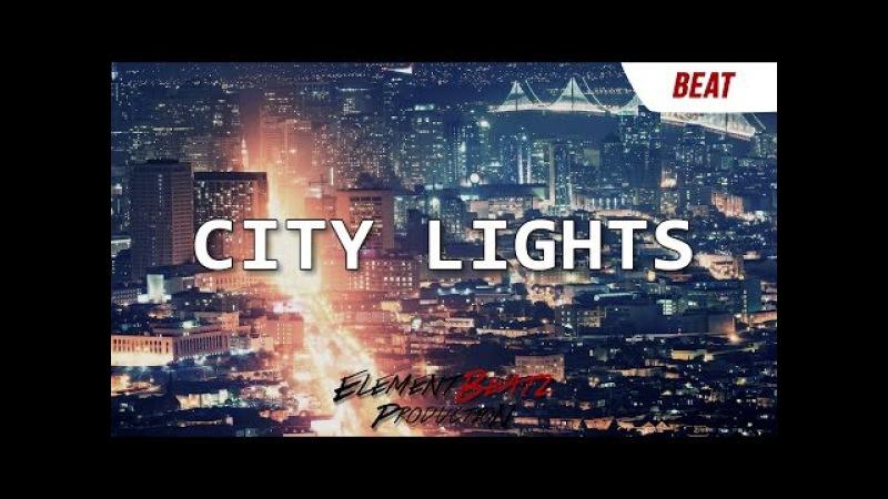 Inspirational Deep Piano Violin Hip Hop Instrumental 2016 - City Lights