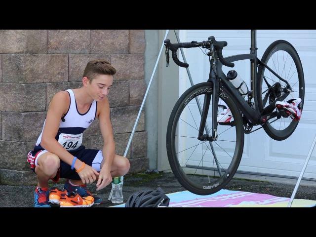 Youth Triathlon Transition