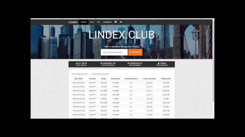 ВЫВОД! lindex.club/?ref=7857 LINDEX