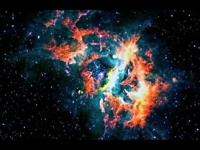 Звезды - рождение и смерть гигантских огней Документальные фильмы про Космос