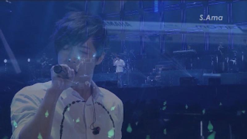 Ким Хён Джун. Gemini tour 20.02.15 (рус суб), с текстами песен ~ 7