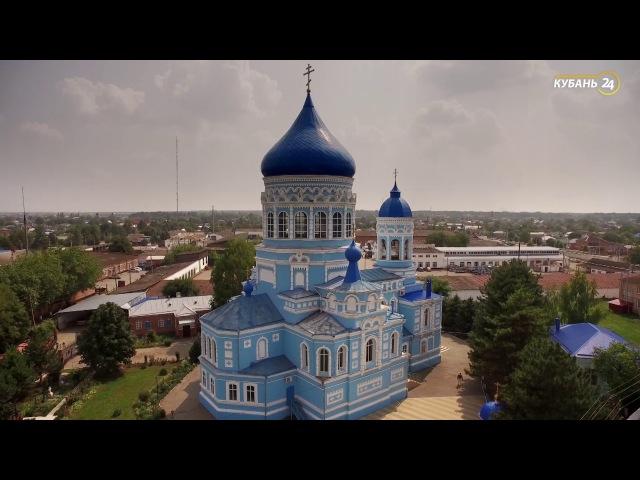 Курортный атлас Каневская и Брюховецкая