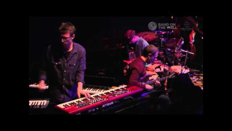 Bill Laurance Group ft. Stuart McCallum Money in the Desert, live at Band on the Wall