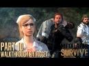 Metal Gear Survive Прохождение Часть 10 Возвращение домой